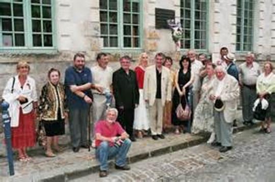 l\u0027Arbr fleurit la Maison de Robespierre,1994