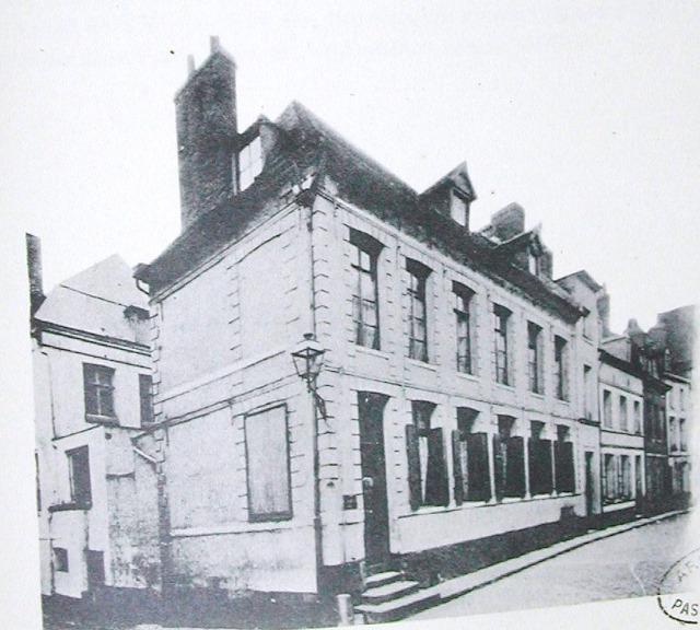 Maison de Robespierre.