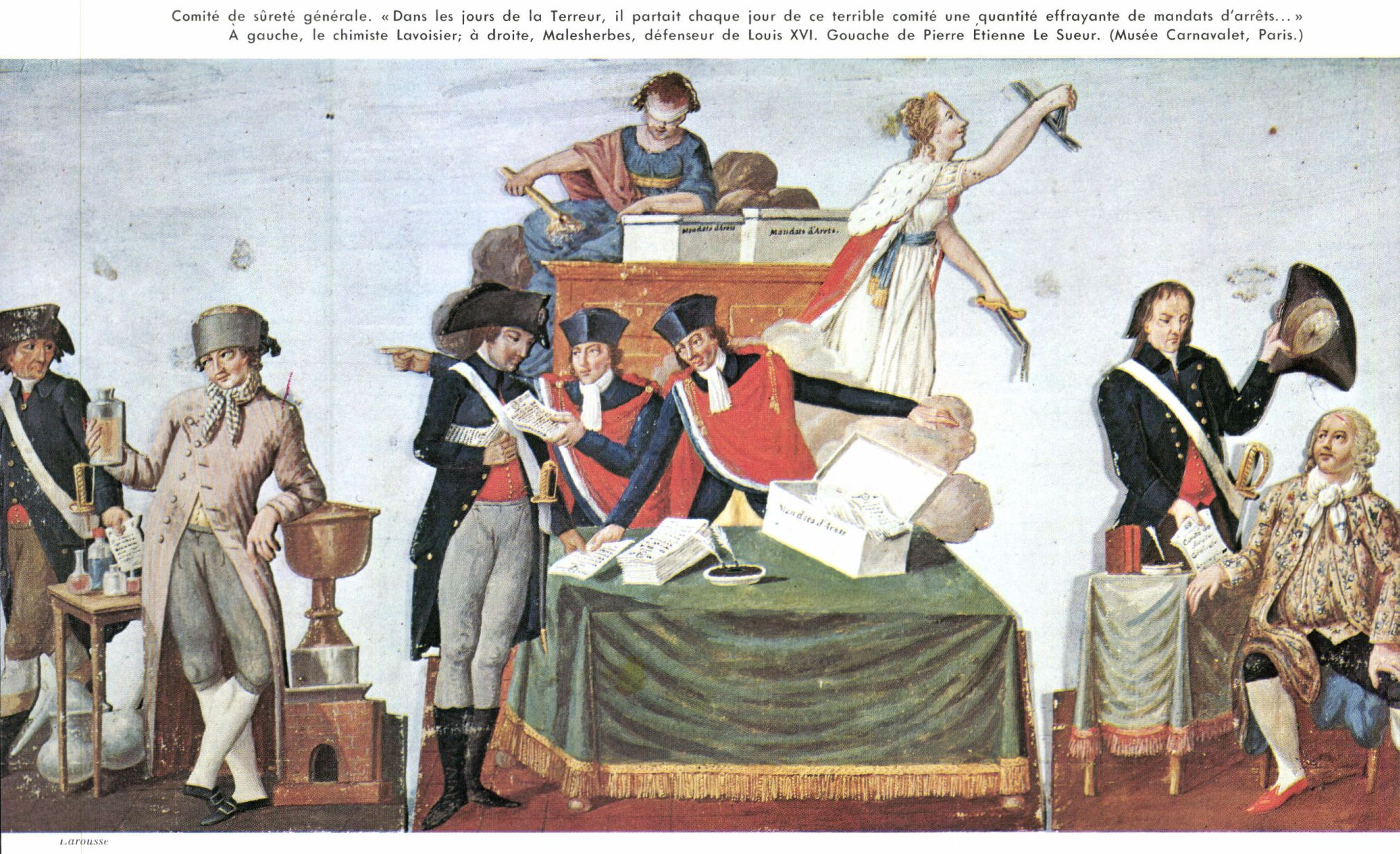 a critique of the sans culottes by albert soboul Soboul's book has always been thought as the main authority on the sections in paris, but in the early 1980's, a critique was written on the sans-culottes and many things were found to be wrong with the book.